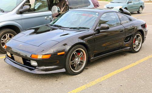 JDM Toyota MR2  In Canada somewheres Belonged to a