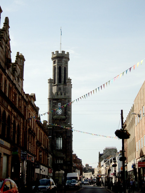 Friday's Five Favorite Things: Ayr, Scotland edition (3/6)