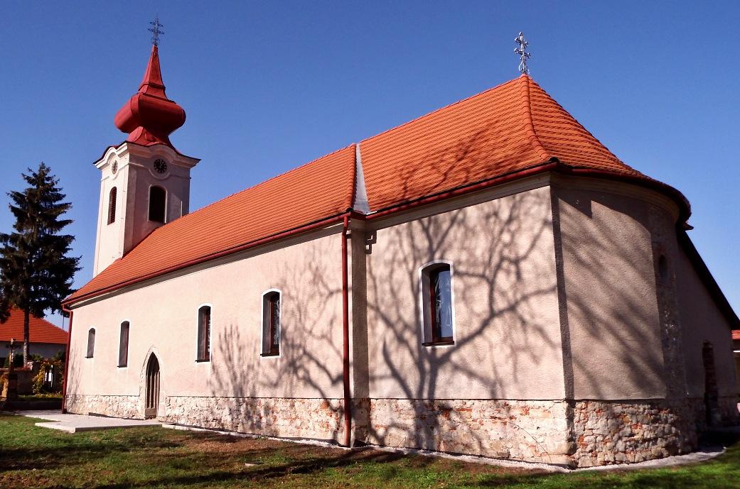 Kostol v Sklabinej