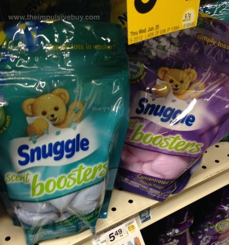 Snuggle Scent Boosters