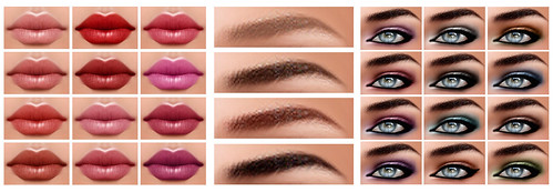 Irene Skin Makeups