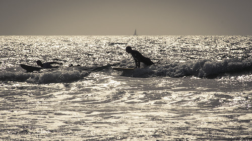 Love With The Ocean (Playa de Las Americas, Tenerife) - Photo : Gilderic