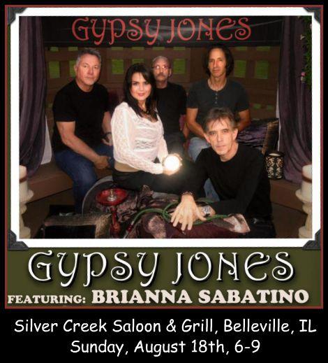 Gypsy Jones 8-18-13