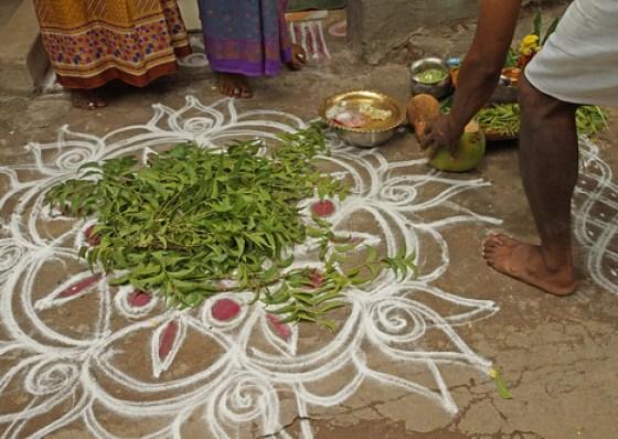 Puja Offerings