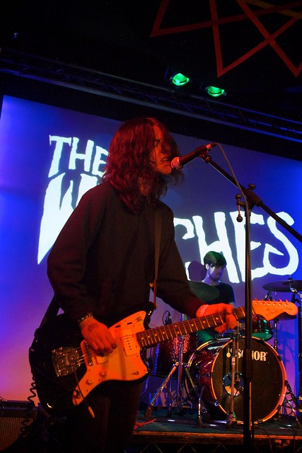 Wytches play Club 85