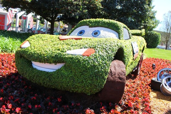 Epcot Flower and Garden Festival 2014