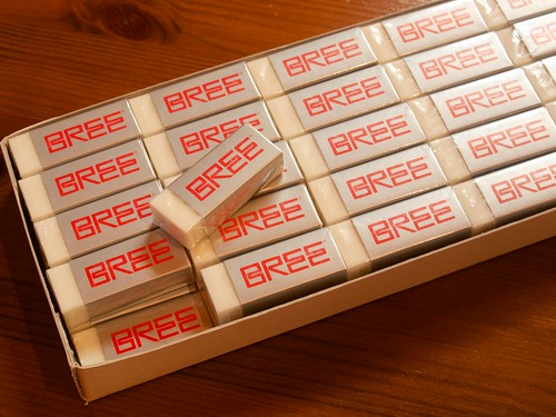 BREE Box of Erasers