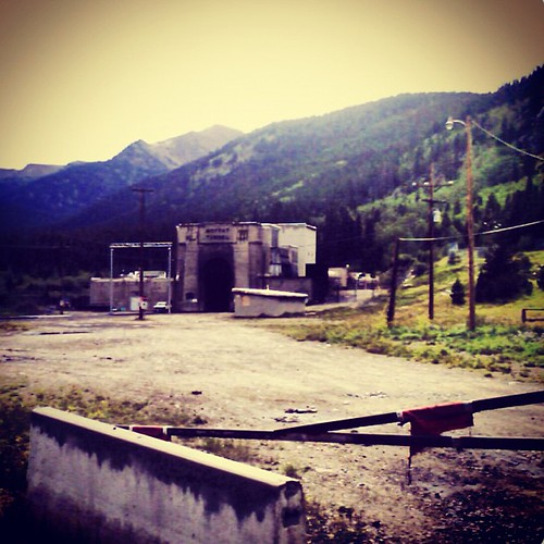 Moffat Tunnel #colorado by @MySoDotCom