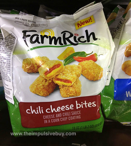 Farm Rich Chili Cheese Bites