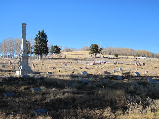 Elk's Rest at the Mt. Pisgah Cemetery