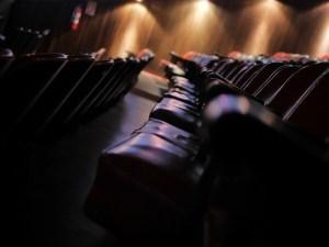butacas en Cinemateca - El Nando