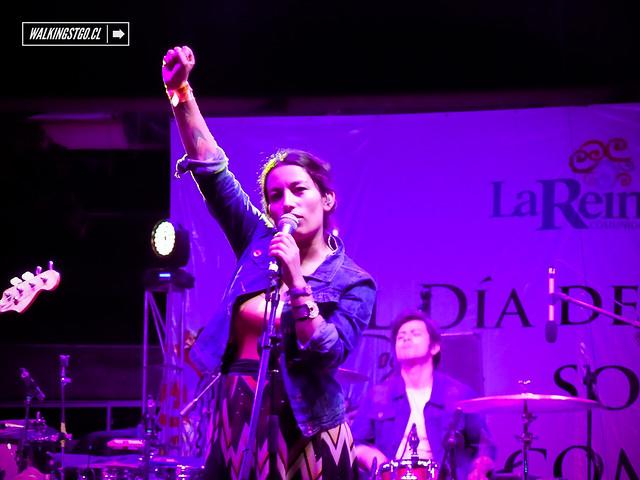 #FOTOS en la @Aldea_Encuentro de La Reina en el #DíaInternacionalDeLaMujer Trabajadora 08.03.2014
