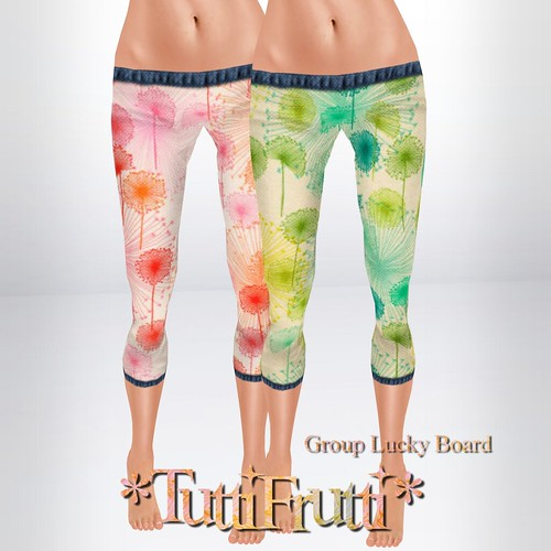 _TuttiFrutti_ Group Lucky Board New Prizes!
