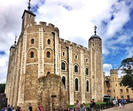Torre Bianca, Torre di Londra