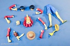 Monkey D. Luffy - P.O.P Sailing Again - Figure Review - Megahouse (6)