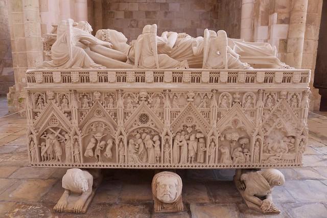 Ines tomb left side