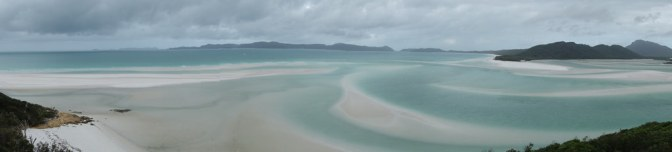 Whitsunday Island - Hill Inlet