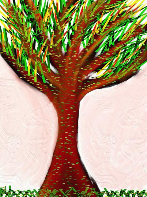 Art Rage Tree