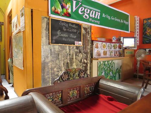 go veg, go green
