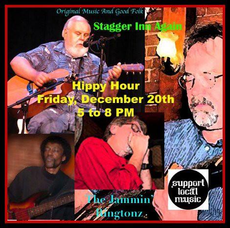 Hippy Hour 12-20-13