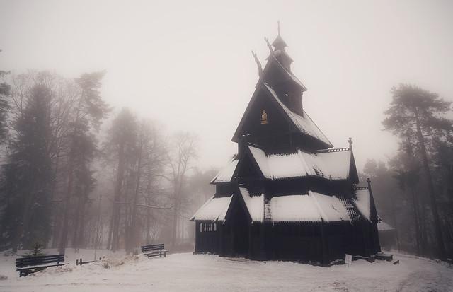 Tur til Norsk Folkemuseum #01
