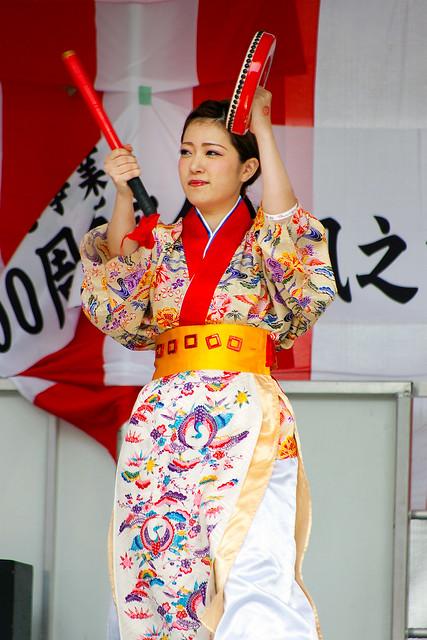 Musical demo, Matsuri Festival.