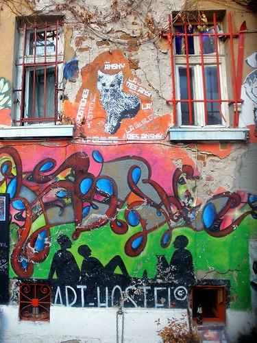 Art Hostel, Sofia by dibach