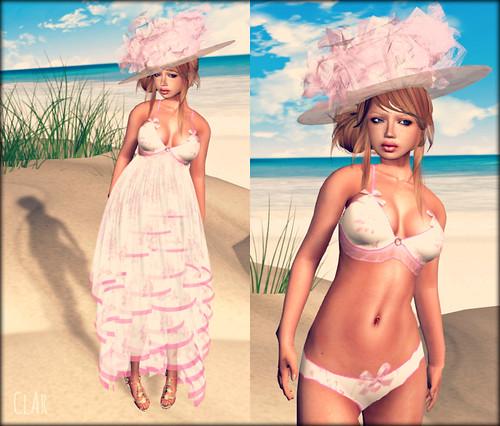 AS Swim Time Pink