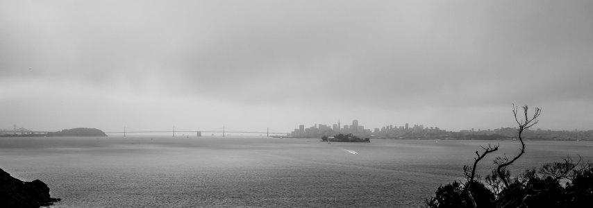 Foggy Bay