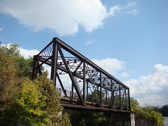 Herr's Island Bridge - Oct. 4th 2013