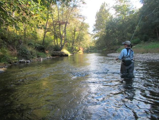 Gunpowder River Fly Fishing