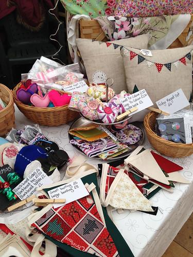 A Taste of Christmas - Food & Craft Fair at Secretts 02