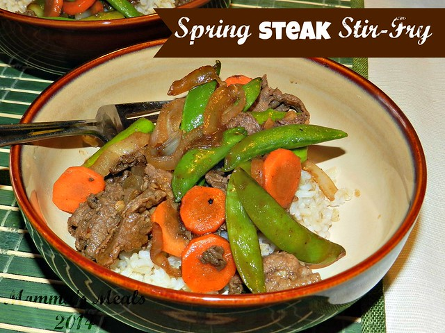 Spring Steak Stir Fry (6)