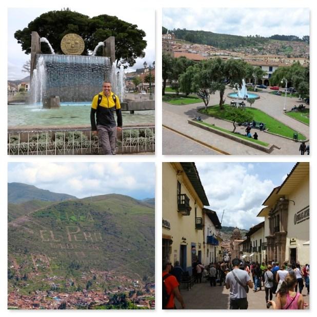 Ciudad de Cusco paseo