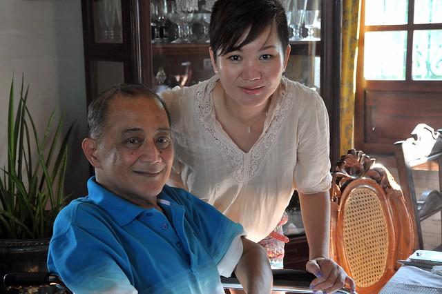Meeting Dez Bautista