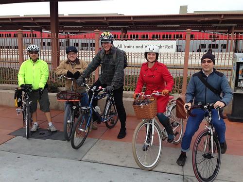 San Jose Bike Train