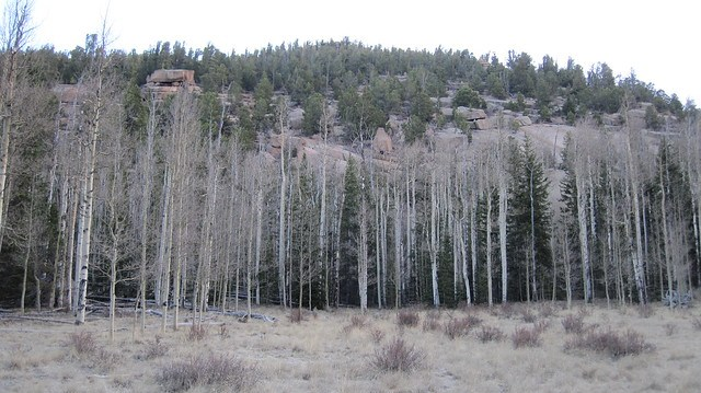 Picture from the Crags Trail