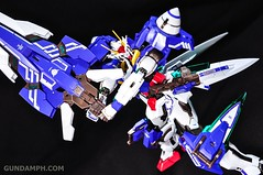 Metal Build 00 Gundam 7 Sword and MB 0 Raiser Review Unboxing (74)