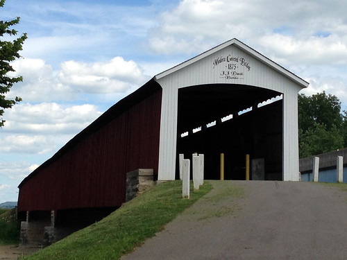 Medora Covered Bridge