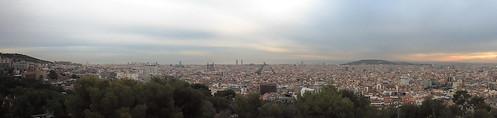 Panorama, Barcelona