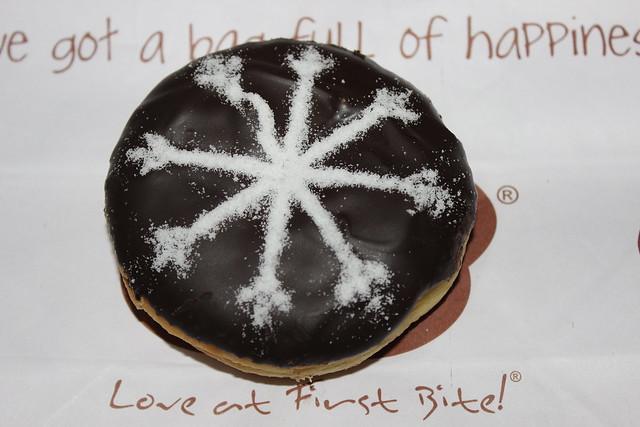 Cinnapple donut