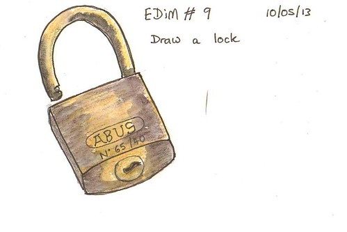 EDiM #9 Lock