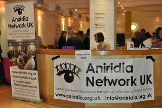 The ANUK Conference 2013 information desk
