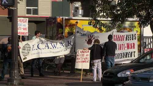ECAWAR Weekly Picket - Syria