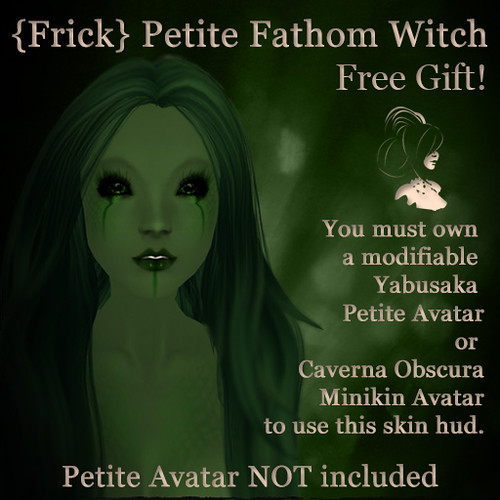 {Frick} Petite Fathom Witch