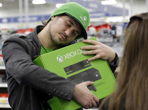 APTOPIX Microsoft Xbox