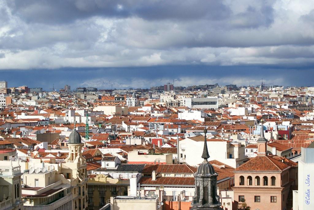 Madrid - Azotea Circulo de Bellas Artes (1)