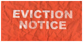 eviction notice property guiding