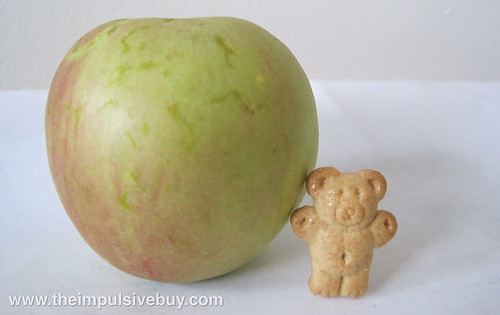 Honey Maid Teddy Grahams Apple Big ol' apple