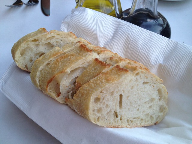 Sliced baguette - Alicante